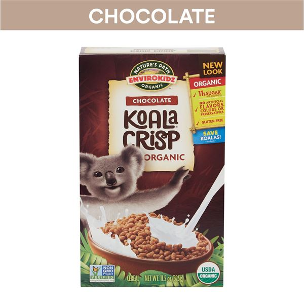 Imagen de Cereales de arroz soplado chocolate - Nature´s  Path