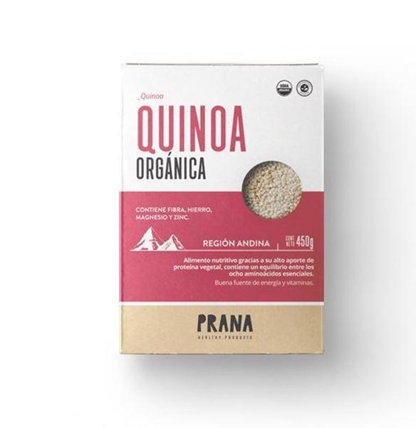Imagen de QUINOA ORGÁNICA PRANA 450g