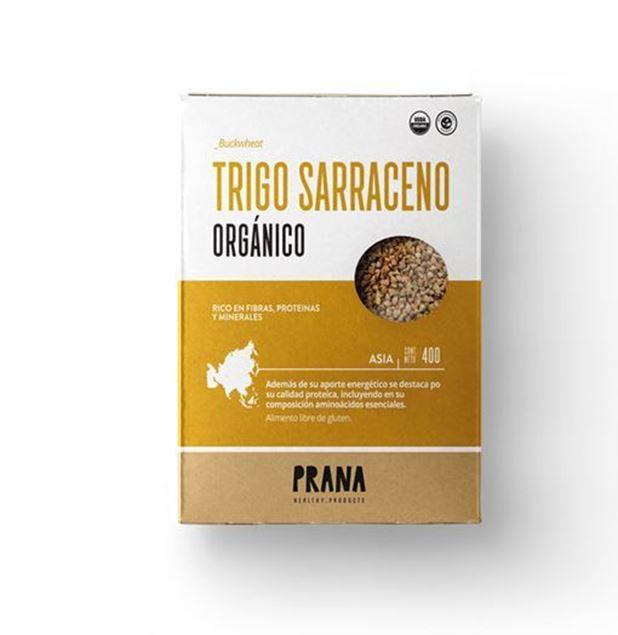 Imagen de TRIGO SARRACENO ORGÁNICO PRANA 400g