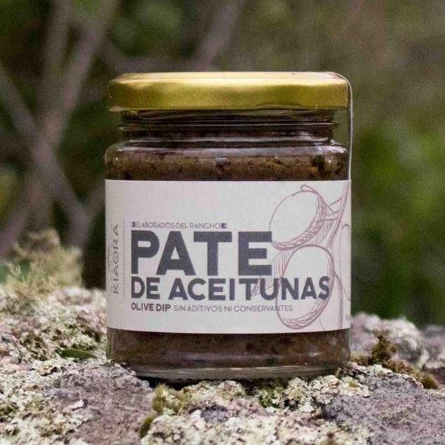 Imagen de PATE DE ACEITUNAS NEGRAS KIAORA  170g