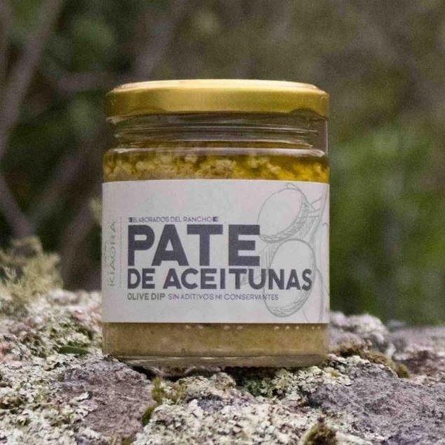 Imagen de PATE DE ACEITUNAS VERDES KIAORA 180g