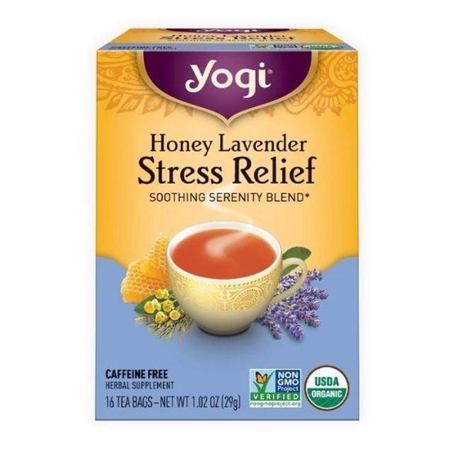 Imagen de TE YOGI STRESS RELIEF